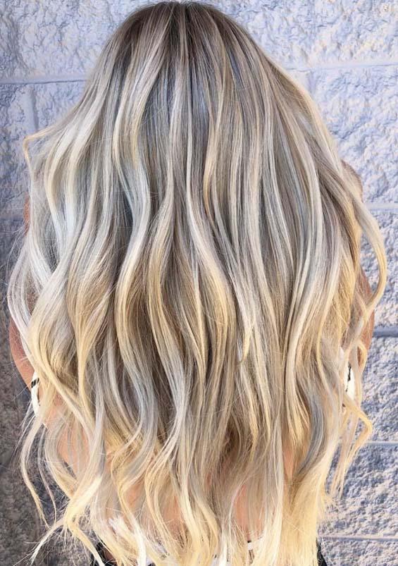 Brightest Sandy Blonde Hair Color Trends In 2018 Modeshack