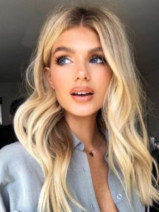 Buttercream Blonde Hair Color Ideas for 2021