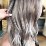 Dimensional Ice Blonde Hair Color Ideas for 2018