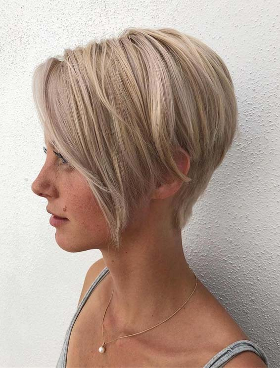 Fantastic Pixie Haircuts for Short Hair Women in 2018