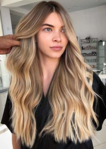 Fascinating Sandy Bonde Hair Color Styles for 2021
