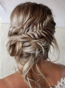 Favorite Braided Updo Hairstyles for 2018