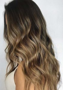 Gorgeous Brunette Balayage Hair Color Shades for 2021
