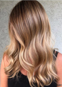 Incredible Blonde Balayage Hair Color Trends in 2021