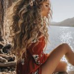 Inspirational Long Curls for Women 2018