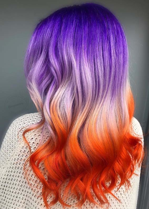 Marvelous Hair Color Combo for You Should Try Nowadays