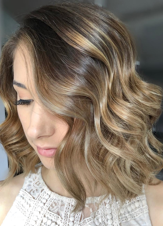 Modern Bronde Hair Color Shades to Sport Nowadays