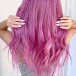 Pretty Pink Hair Color Shades in 2021