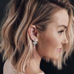 Textured Balayage Long Bob Hairstyles in 2021