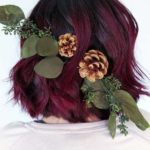 Awesome Plum Red Hair Colors & Highlights in 2018