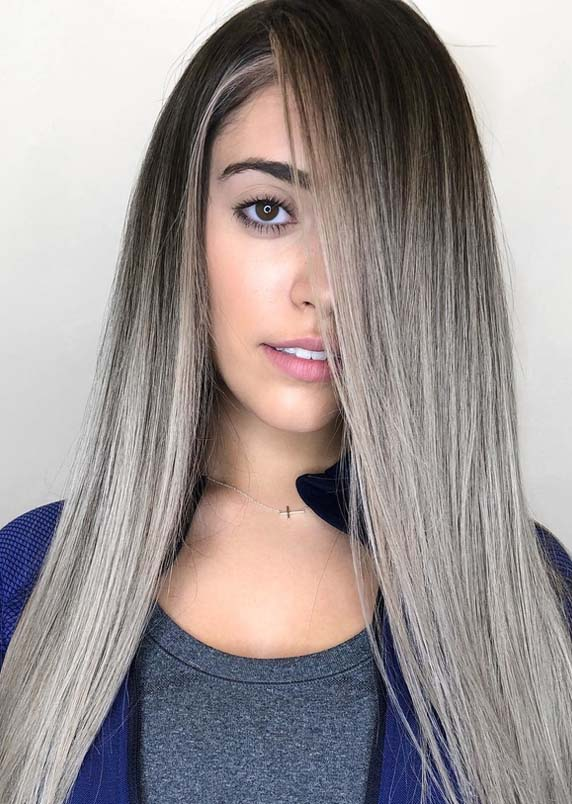 Best Long Hairstyles Hair Color Ideas For Women 2018 2019