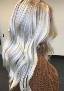 Black-light Cool Tones And Extra Blonde Hair Colors for 2018