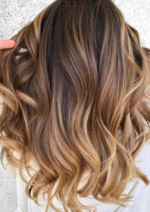 Caramel Balayage Hair Colors For Long Hair Looks in 2018