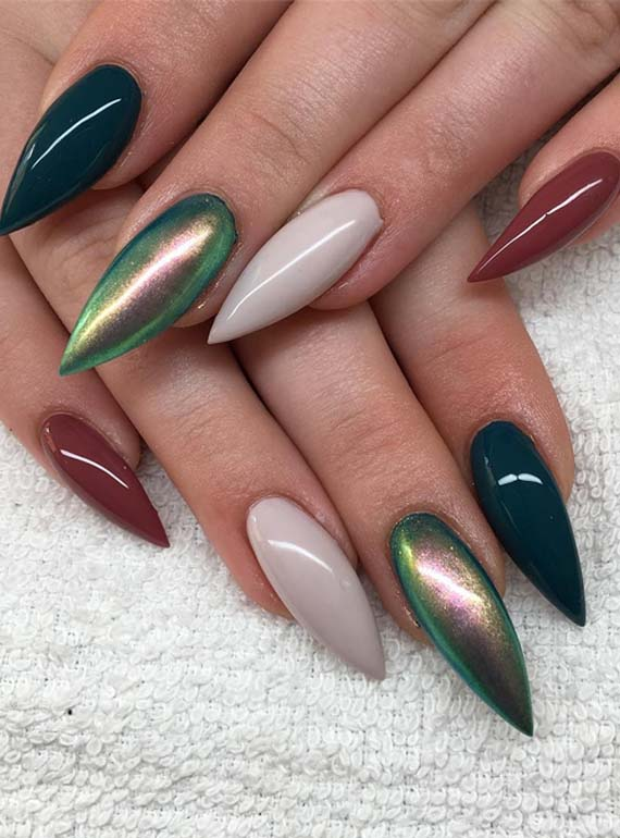 Colorful Ideas Of Nail Art Designs You Must Try in 2021