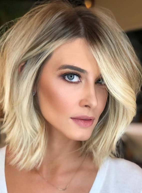 Cutest Short Hairstyles & Hair Color Ideas for Ladies in 2018