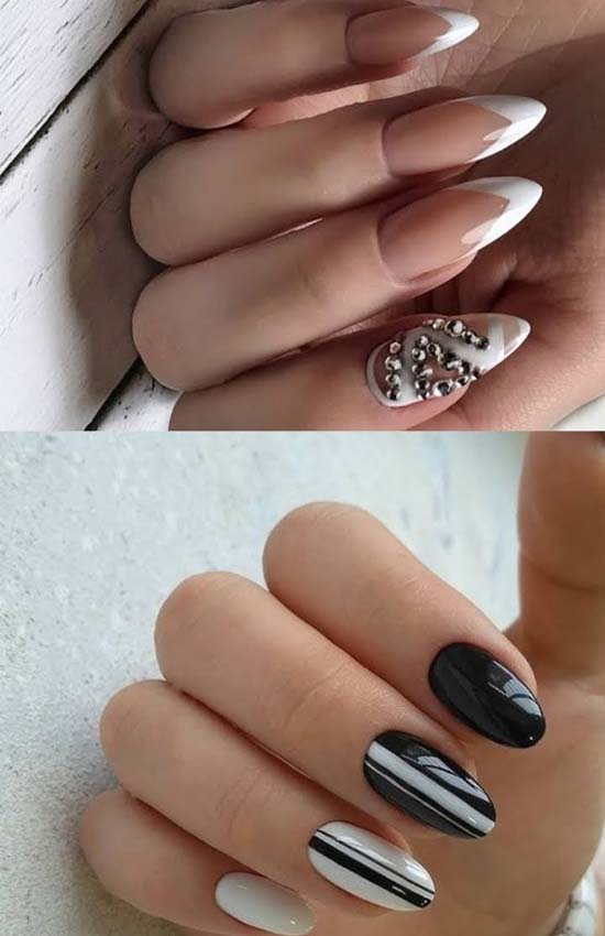 Stunning Easy Nail Art Designs For Short Nails in 2021
