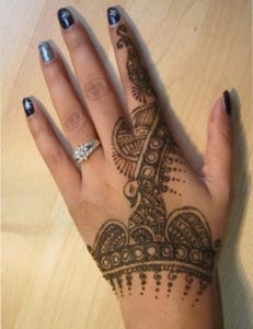Easy Peacock Mehendi & Henna Designs in 2018