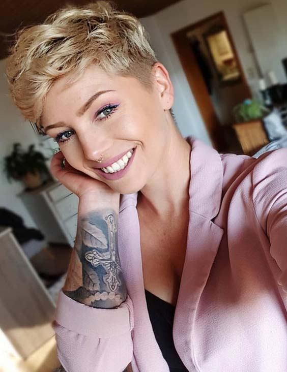 Fantastic Pixie Haircuts & Styles for Short Hair in 2018