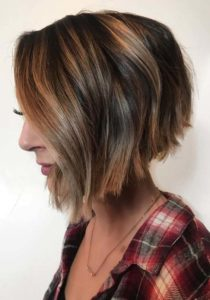 Fantastic Short Bob Haircuts for Women 2018