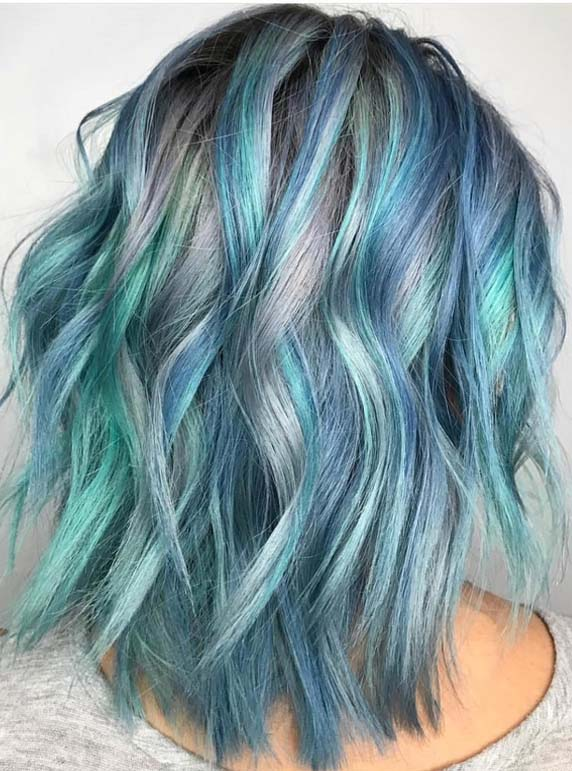 Gorgeous Pulp Riot Hair Color Trends to Show Off in 2018