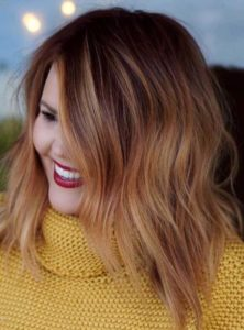 Gorgeous Red Hair Color Tones in 2021
