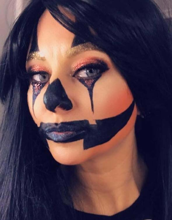 Mind-Blowing Halloween Makeup & Beauty Ideas for 2021-2019
