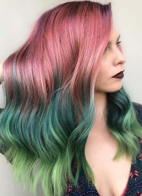 Incredible Pulp Riot Freaking Hair Colors & Highlights in 2021