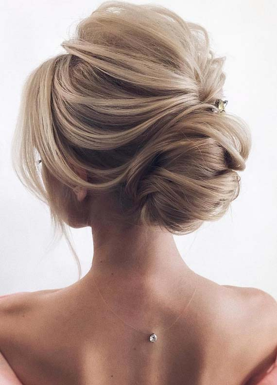 Most Beautiful Updo Styles You Must Try in 2018