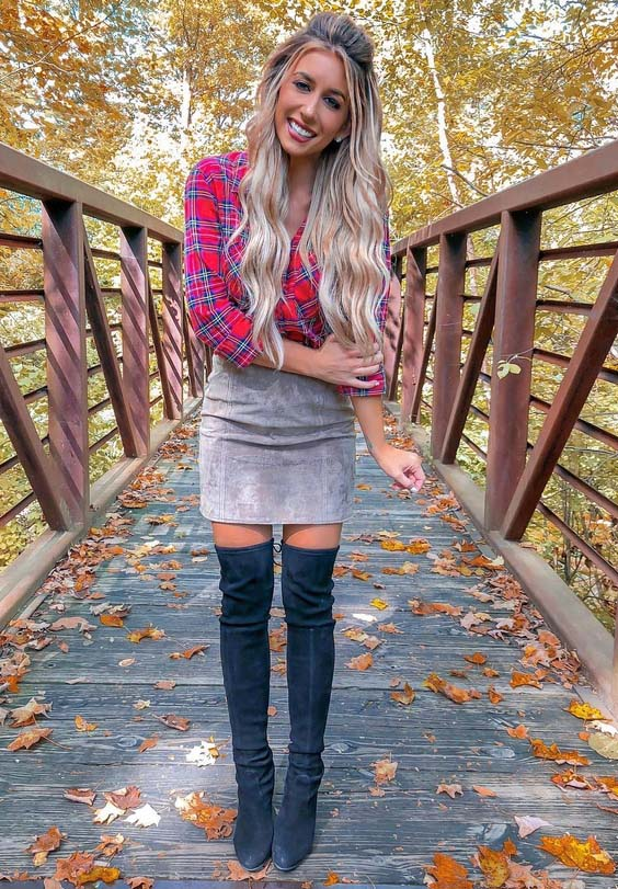 Best Women's Perfect Look for Fall Season 2018