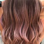 Creative Lavender Balayage Hairstyles & Hair Colors for 2021