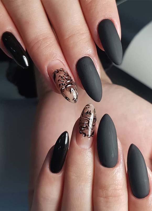 Cutest Modern Nail Arts & Images to Create in 2019