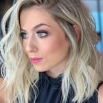 Gorgeous Medium Length Blonde Hairstyles in 2021