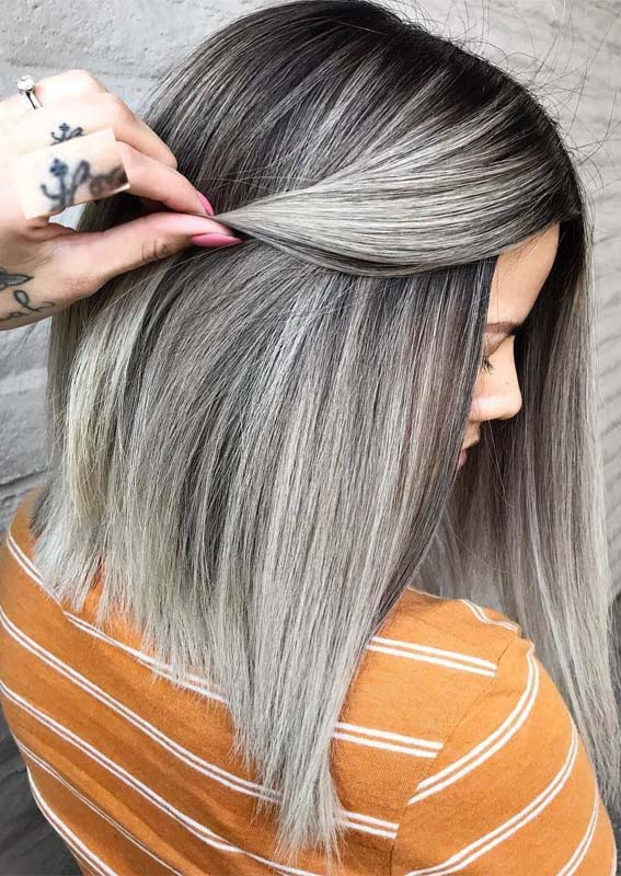 Incredible Ash Blonde Hair Styles for Women in 2019