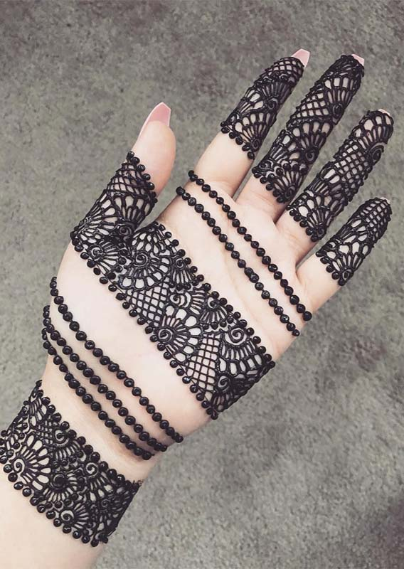 Lovely Mehndi Designs & Images You Must Try Nowadays