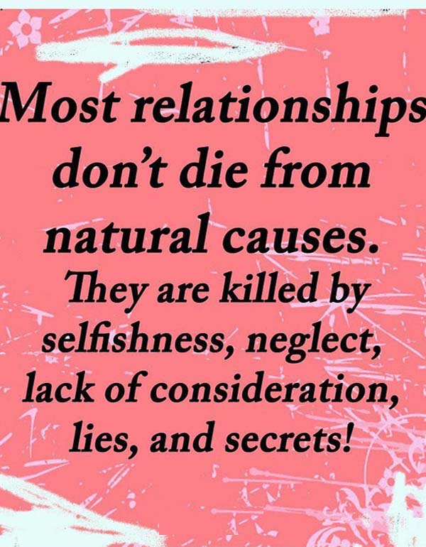 Relationship Quotes and Sayings for Better Relations