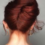 Ultramodern Bun Hairstyles for Holiday in 2019