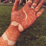 Awesome Late Night Palm Henna Designs