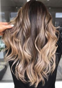 Best Of Balayage Brunette Highlights for 2019