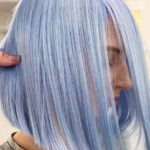 Blue Hair Color & Hairstyles in 2021