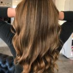Caramel Balayage Hair Color Ideas in 2019