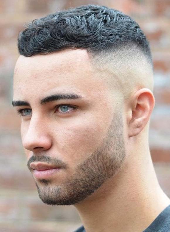 Latest Crew Haircuts & Hairstyles for Men in 2019