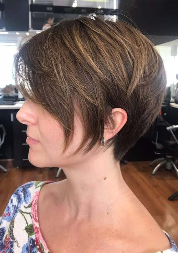 Fantastic Pixie Haircuts for Short Hair in 2019
