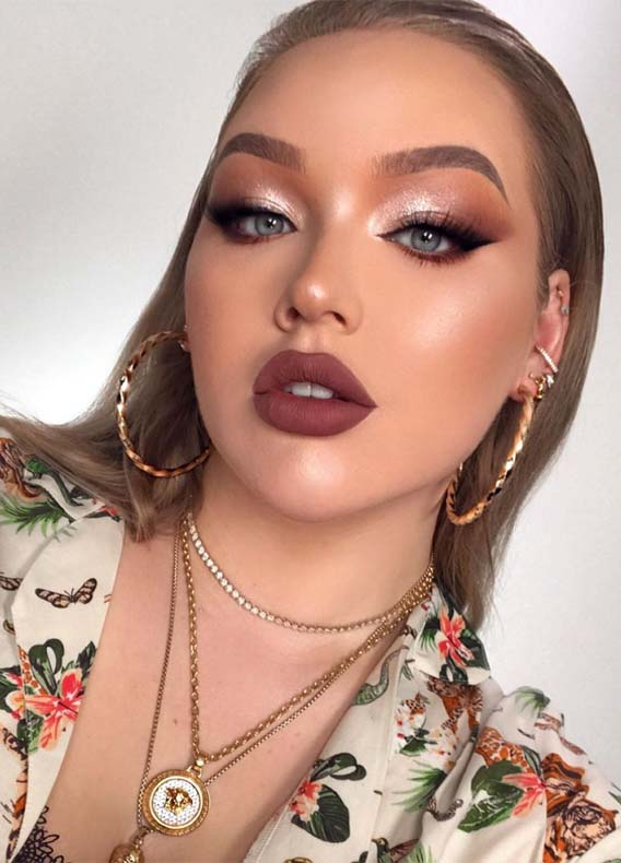 Gorgeous Makeup Trends and Beauty Ideas for 2019