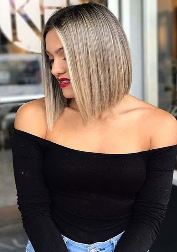 23 Gorgeous Medium Bob Haircuts for 2021
