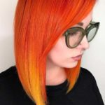 Gorgeous Sunset Orange Hair Color Shades for 2021