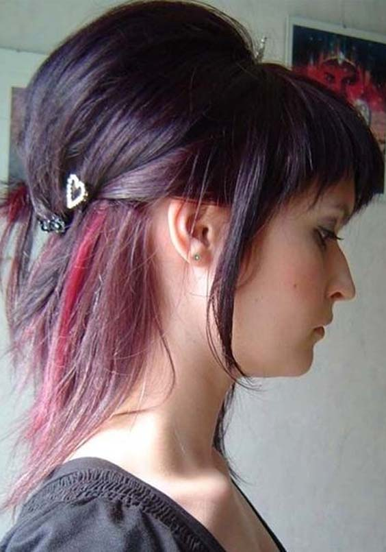 Modern Funky Hairstyles Trends for Women in 2021