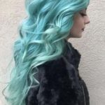 Unique Green Hair Color Shades in 2019