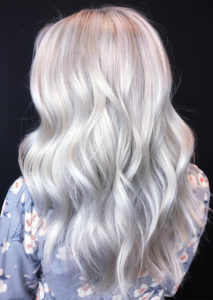 Amazing Shades Of Ice Blond Hair Colors for 2019