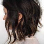 Fresh Textured Bob Haircuts for 2021