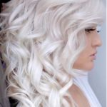 Gorgeous Platinum Blond Hair Color To Try in 2019